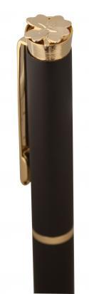 Ручка шариковая Clover Golden Top - фото