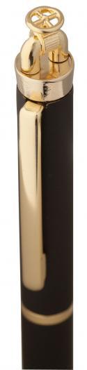 Ручка шариковая Faucet Golden Top - фото #2