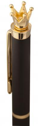 Ручка шариковая Crown Golden Top - фото